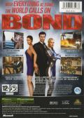 007: Everything or Nothing Xbox Back Cover