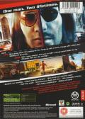 Driver: Parallel Lines Xbox Back Cover