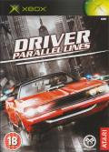 Driver: Parallel Lines Xbox Front Cover
