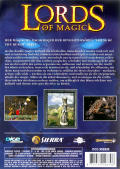 Lords of Magic Windows Back Cover