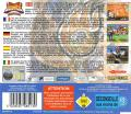 Project Justice Dreamcast Back Cover