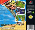 Sim Theme Park PlayStation Back Cover