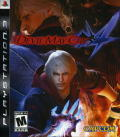 Devil May Cry 4 PlayStation 3 Front Cover