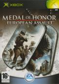 Medal of Honor: European Assault Xbox Front Cover