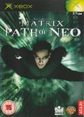 The Matrix: Path of Neo Xbox Front Cover