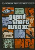 Rockstar Games Double Pack: Grand Theft Auto Xbox Inside Cover Left