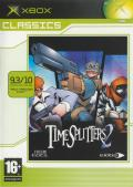 TimeSplitters 2 Xbox Front Cover