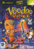 Voodoo Vince Xbox Front Cover