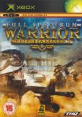 Full Spectrum Warrior: Ten Hammers Xbox Front Cover