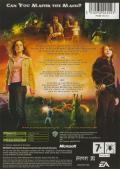 Harry Potter and the Goblet of Fire Xbox Back Cover