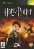 Harry Potter and the Goblet of Fire Xbox Front Cover