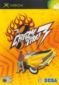 Crazy Taxi 3: High Roller Xbox Front Cover