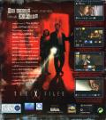 The X-Files Game Macintosh Back Cover