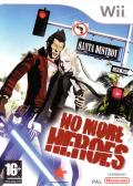 No More Heroes Wii Front Cover