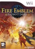 Fire Emblem: Radiant Dawn Wii Front Cover