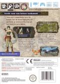 Fire Emblem: Radiant Dawn Wii Back Cover