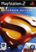 Superman Returns PlayStation 2 Front Cover
