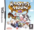 Harvest Moon DS Nintendo DS Front Cover