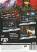 Crimson Sea 2 PlayStation 2 Back Cover