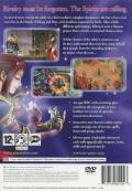 Arc the Lad: Twilight of the Spirits PlayStation 2 Back Cover