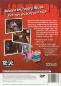 Gregory Horror Show PlayStation 2 Back Cover