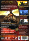 Age of Conan: Hyborian Adventures (Pre-Order Version) Windows Back Cover