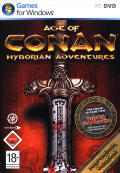 Age of Conan: Hyborian Adventures (Pre-Order Version) Windows Front Cover