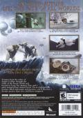 The Golden Compass Xbox 360 Back Cover