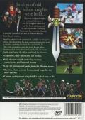 Maximo: Ghosts to Glory PlayStation 2 Back Cover