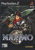 Maximo: Ghosts to Glory PlayStation 2 Front Cover
