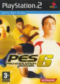 Winning Eleven: Pro Evolution Soccer 2007 PlayStation 2 Front Cover