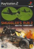 Smuggler's Run 2: Hostile Territory PlayStation 2 Front Cover