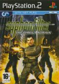 Syphon Filter: The Omega Strain PlayStation 2 Front Cover
