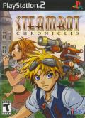 Steambot Chronicles PlayStation 2 Front Cover