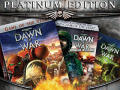 Warhammer 40,000: Dawn of War (Platinum Edition) Windows Front Cover