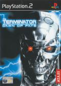 The Terminator: Dawn of Fate PlayStation 2 Front Cover