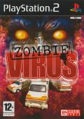 Zombie Virus PlayStation 2 Front Cover