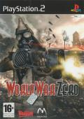World War Zero: Iron Storm PlayStation 2 Front Cover