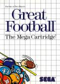 Great Football SEGA Master System Front Cover