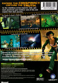 Beyond Good & Evil Xbox Back Cover