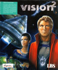 Vision² DOS Front Cover