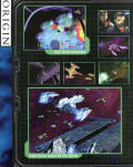 Wing Commander: Prophecy (Gold Edition) Windows Inside Cover Left Flap