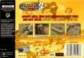 Tony Hawk's Pro Skater 2 Nintendo 64 Back Cover