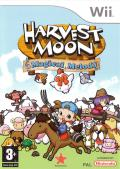 Harvest Moon: Magical Melody Wii Front Cover