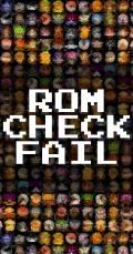 ROM CHECK FAIL Windows Front Cover