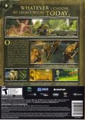 Gothic 3 Windows Other Keep Case - Back