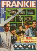 Frankie Goes to Hollywood Commodore 64 Front Cover