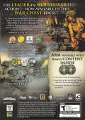 Call of Duty: War Chest Windows Back Cover