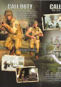 Call of Duty: War Chest Windows Inside Cover Left Flap