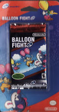 Balloon Fight Game Boy Advance Front Cover